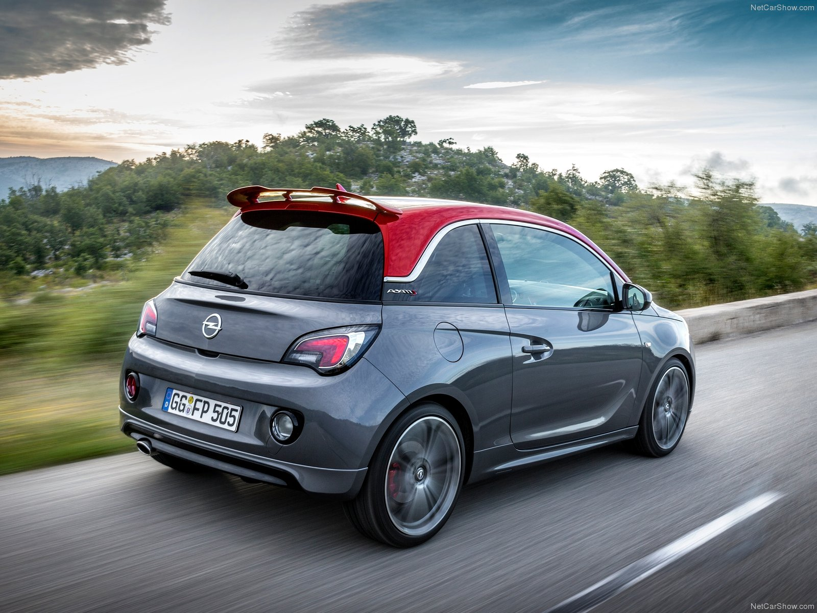 opel adam s picture 149930 opel photo gallery. Black Bedroom Furniture Sets. Home Design Ideas