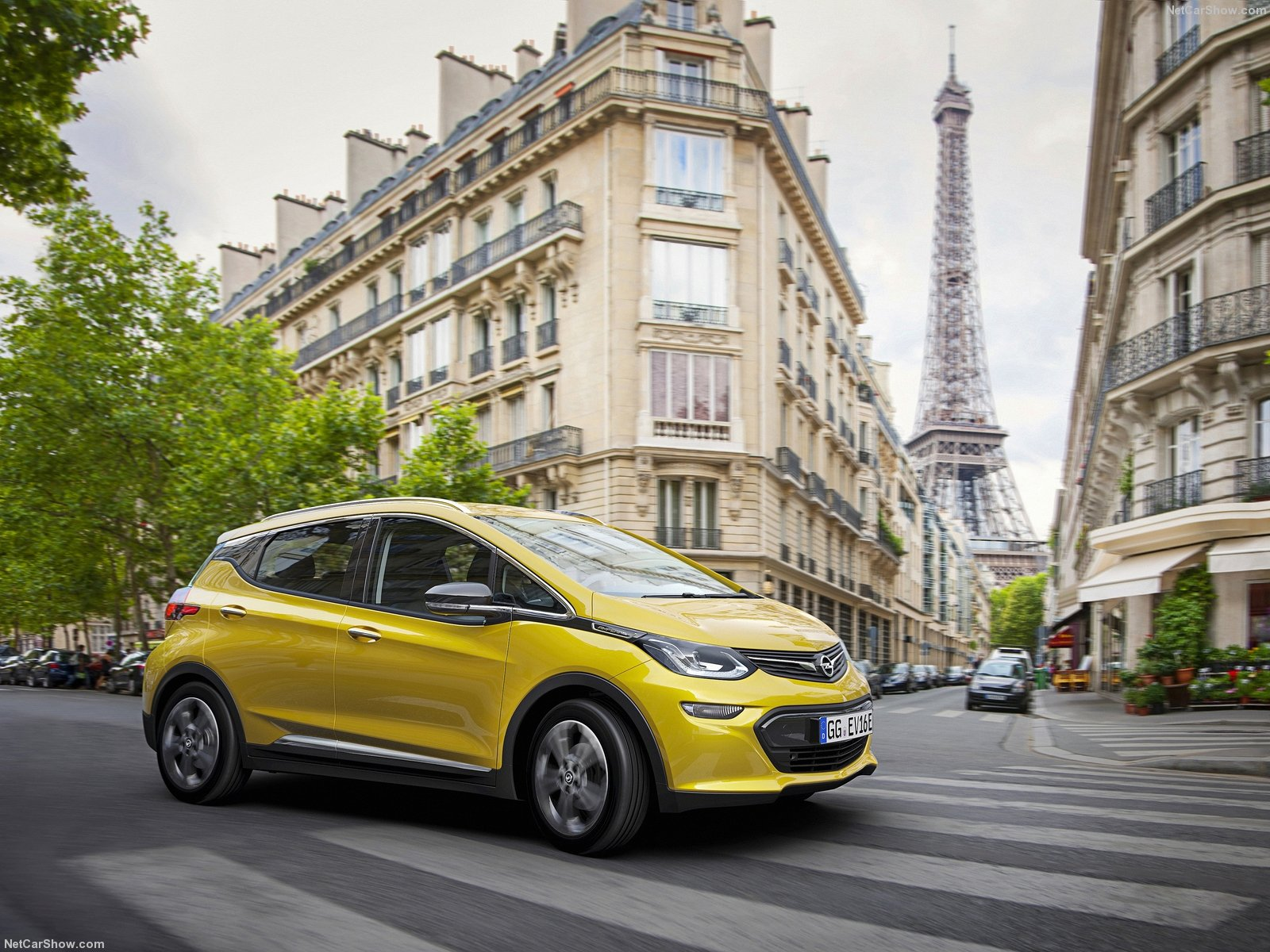 Opel Ampera photo 182183