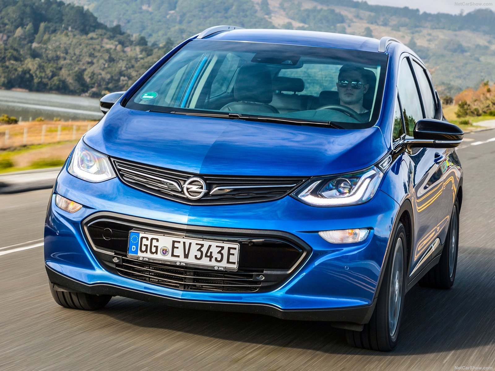 Opel Ampera photo 182184