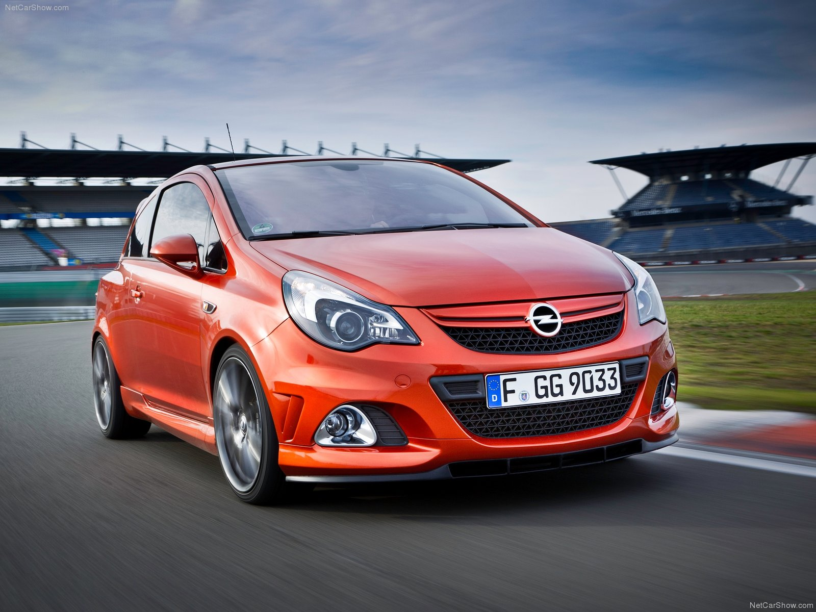 opel corsa opc nurburgring edition picture 80525 opel. Black Bedroom Furniture Sets. Home Design Ideas