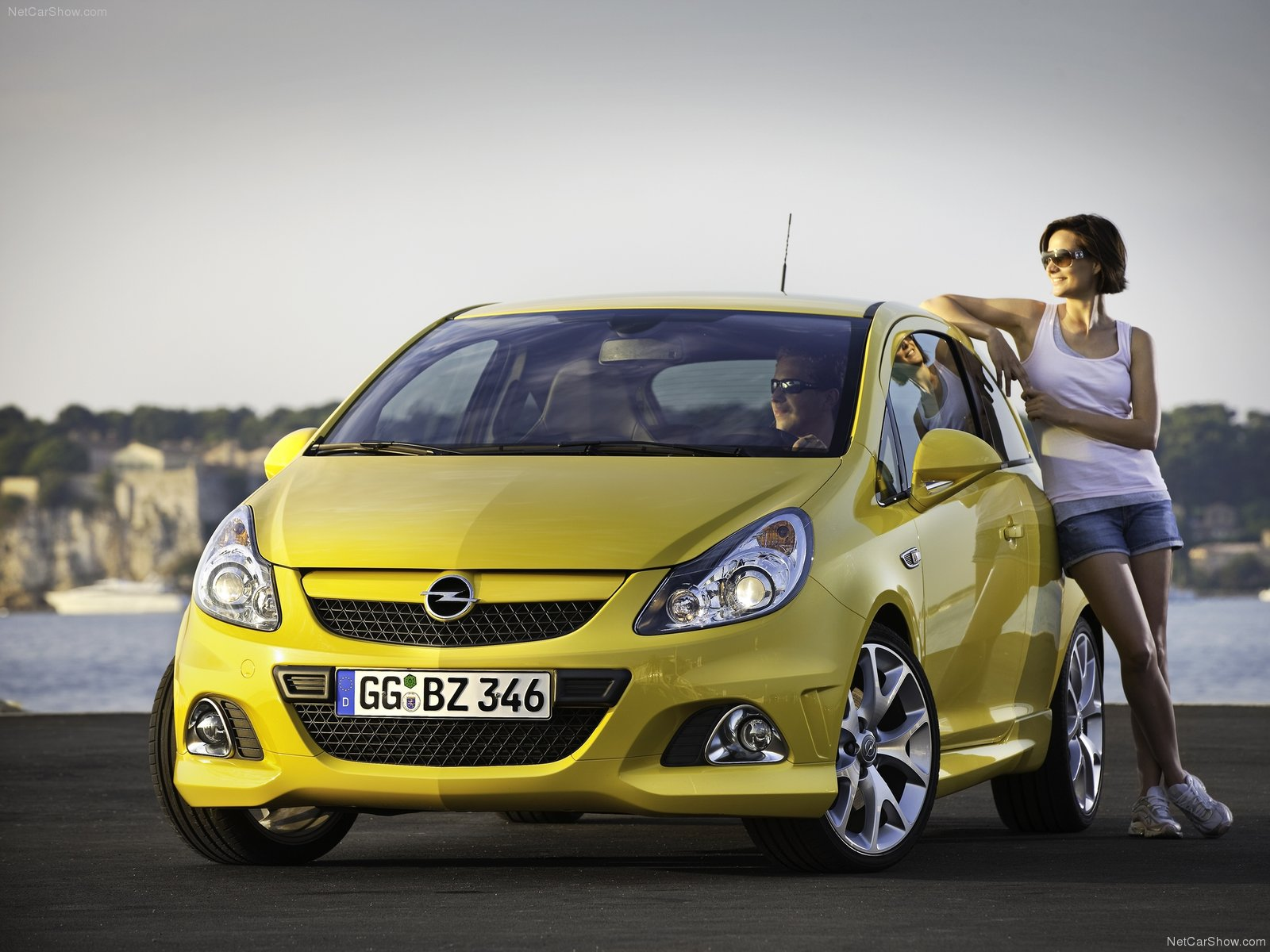 Opel Corsa OPC photo #75690