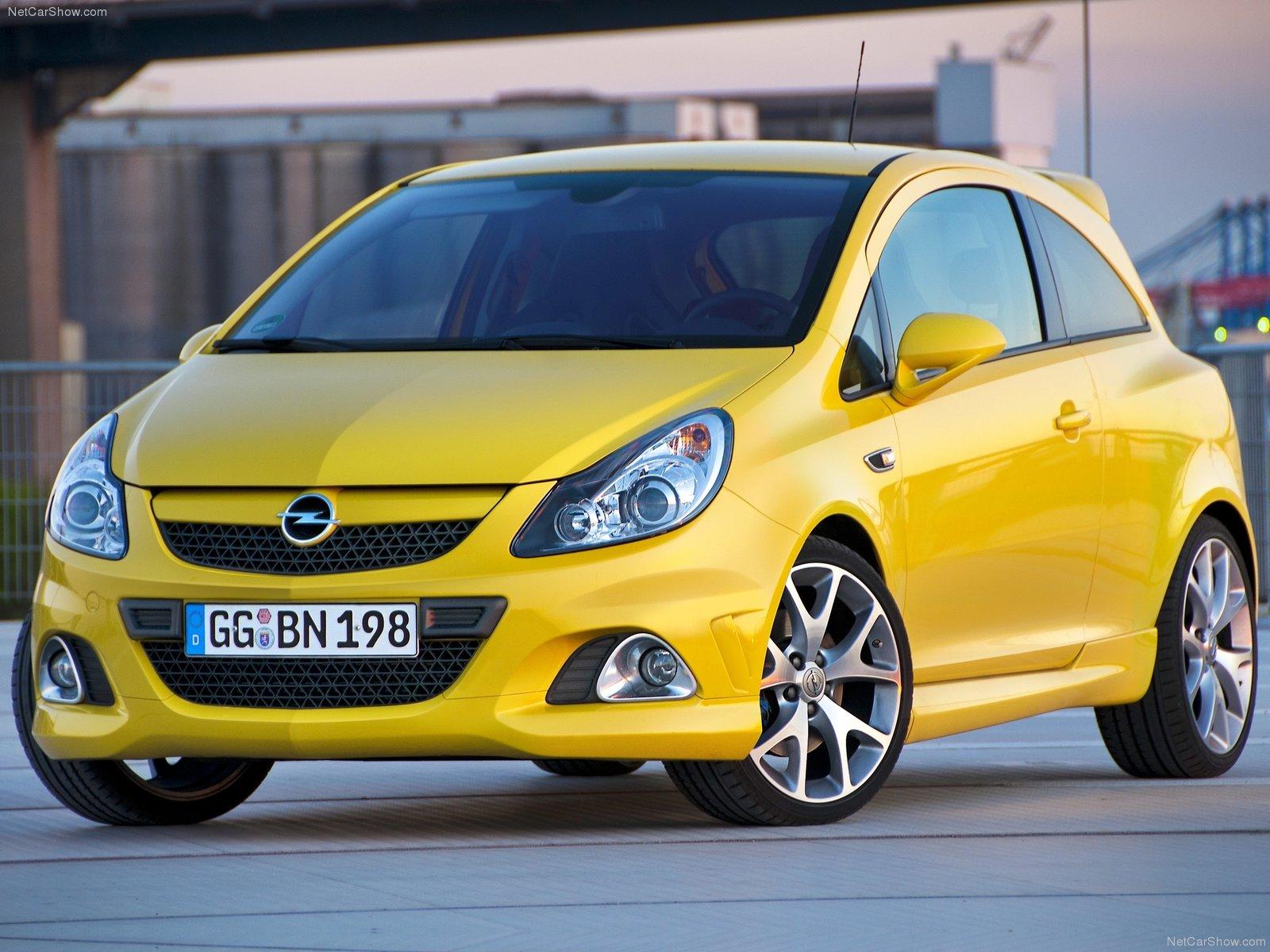 Opel Corsa OPC photo #75698
