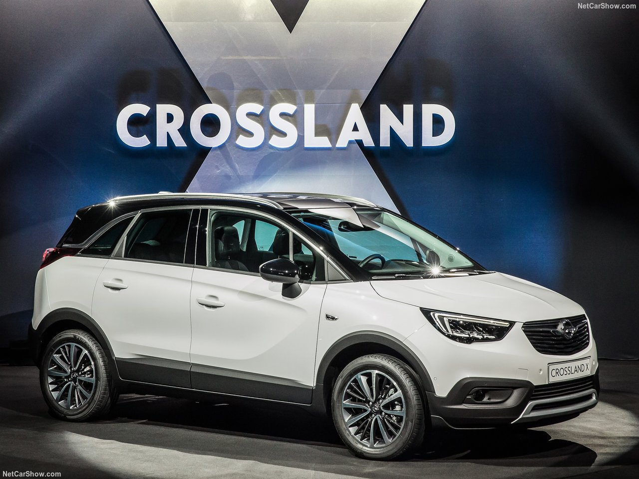 opel crossland x picture 177978 opel photo gallery. Black Bedroom Furniture Sets. Home Design Ideas