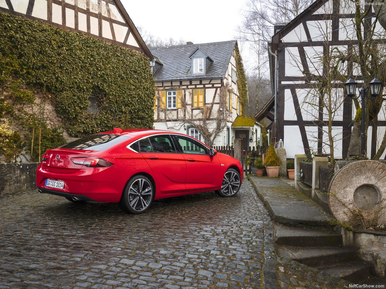 Opel Insignia Grand Sport photo 176367
