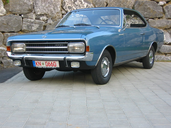 Opel Record photo #57527