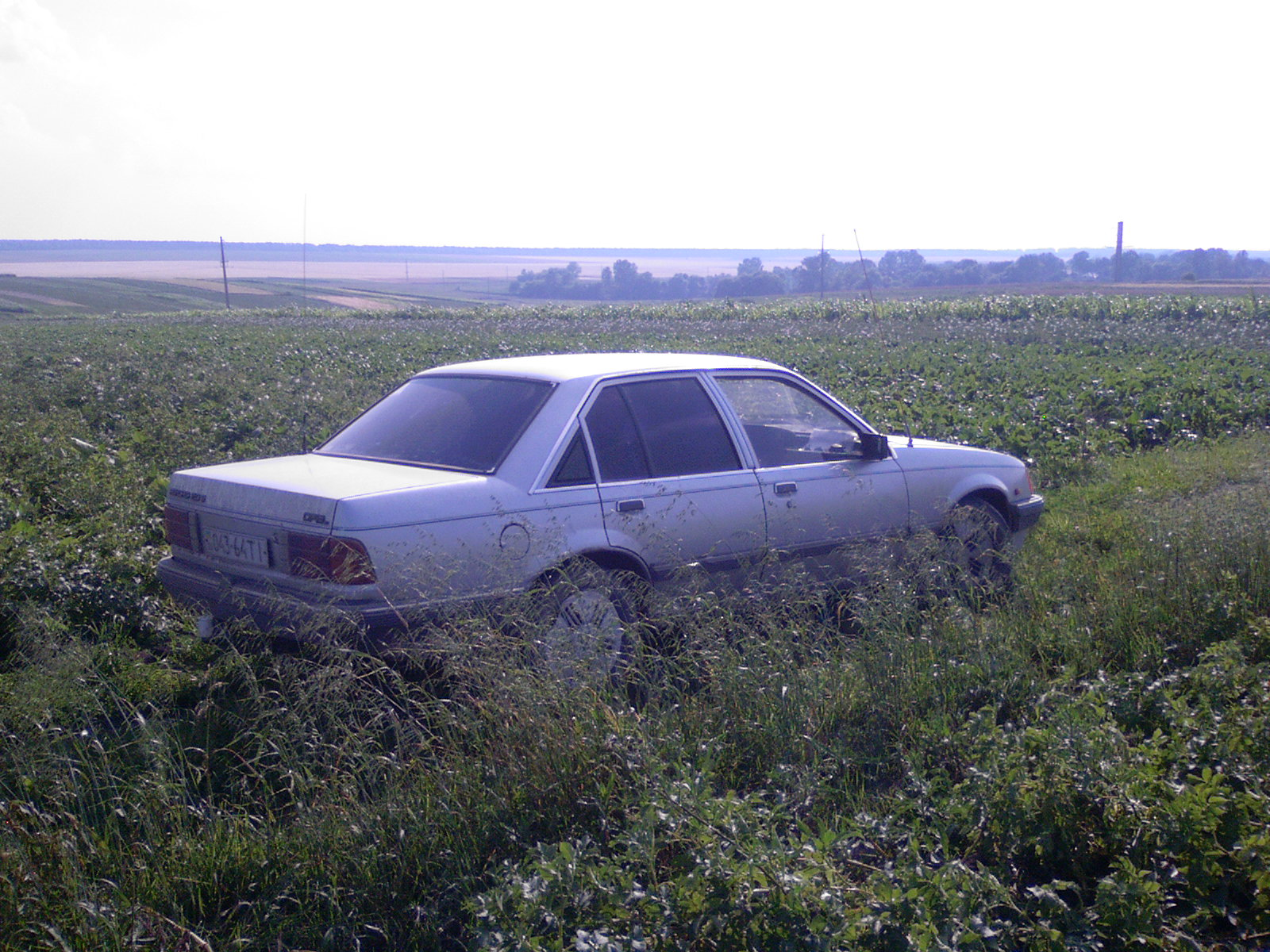 Opel Record photo 57530