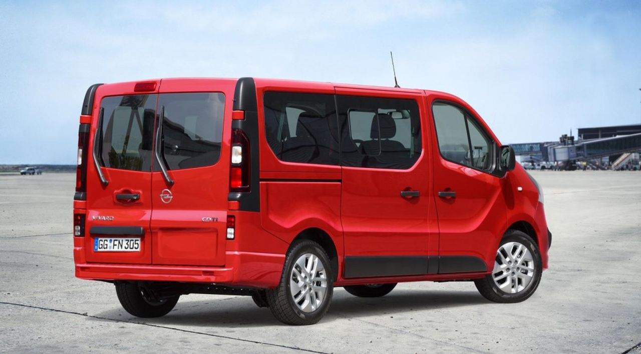opel vivaro photos photogallery with 3 pics. Black Bedroom Furniture Sets. Home Design Ideas