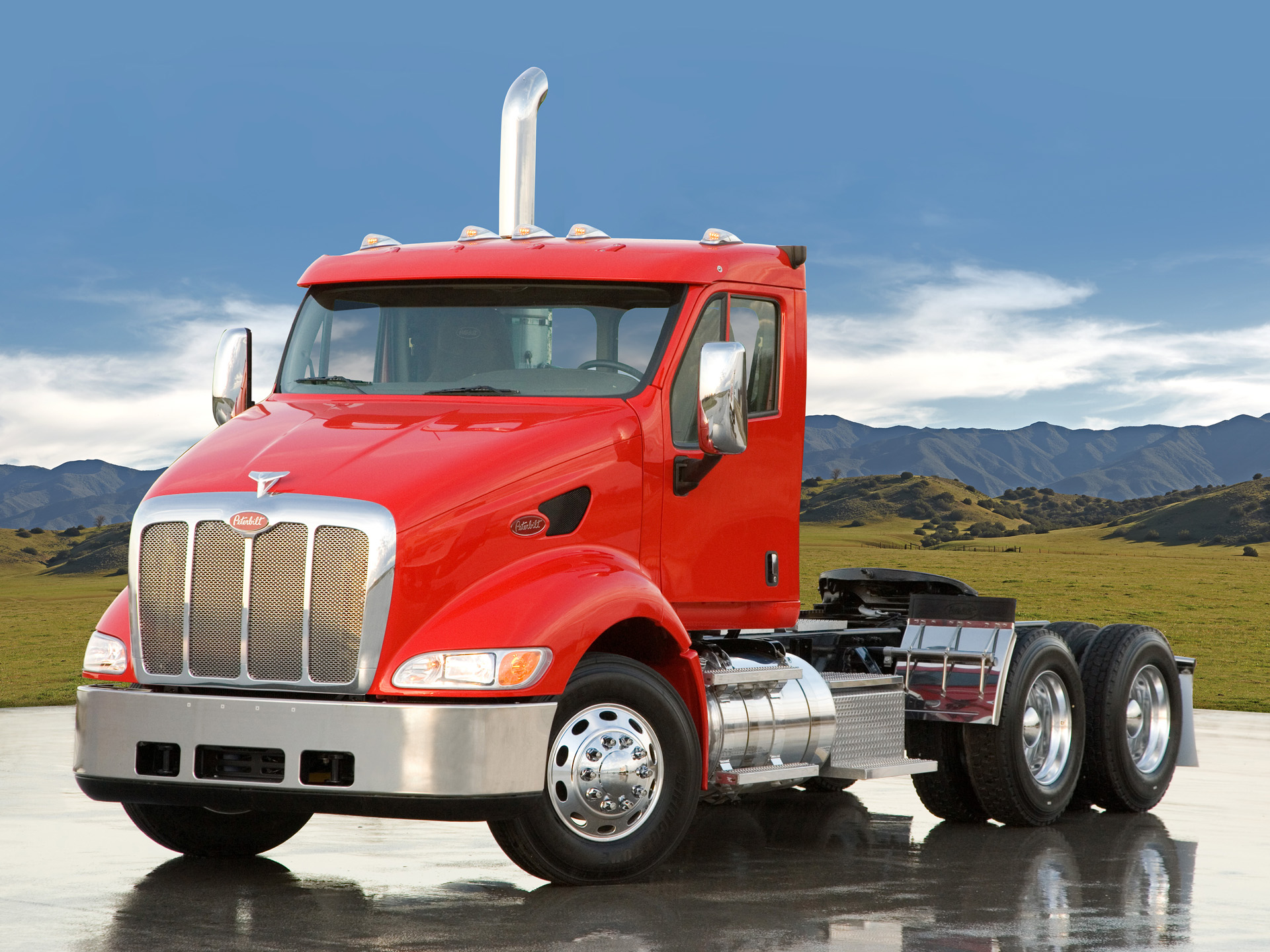 2016 Peterbilt Autos Post HD Wallpapers Download free images and photos [musssic.tk]