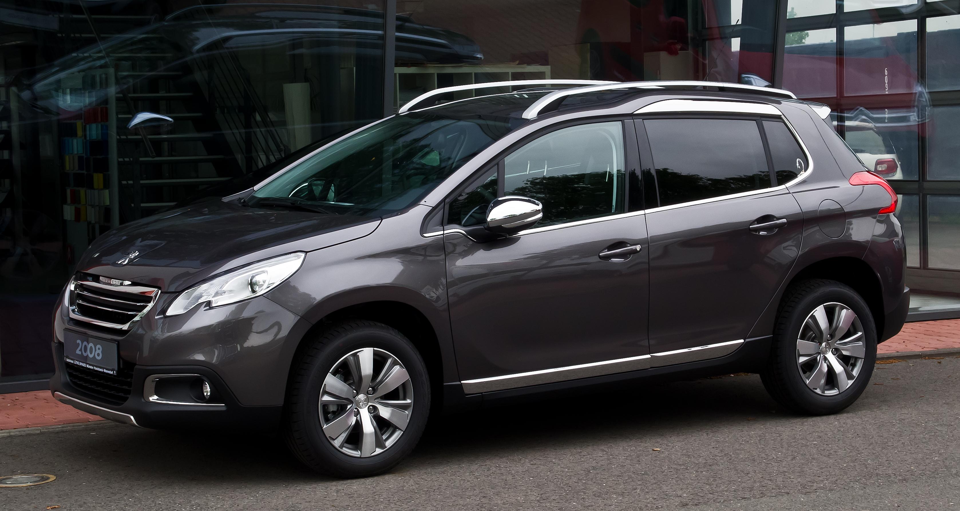 Photo of Peugeot 2008 106431 Image size 3355 x 1787 Upload date