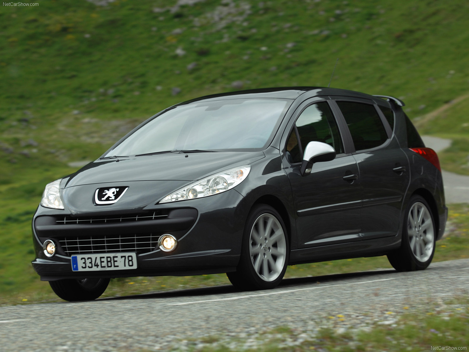 peugeot 207 sw rc picture 46815 peugeot photo gallery. Black Bedroom Furniture Sets. Home Design Ideas