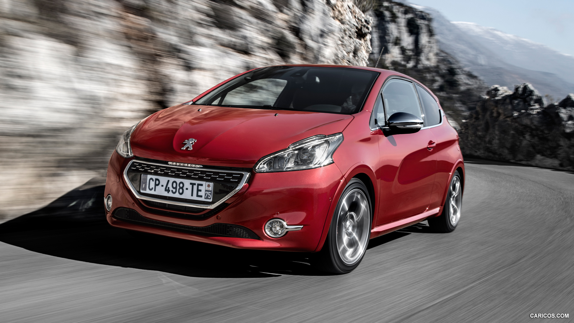 peugeot 208 gti photos photo gallery page 2. Black Bedroom Furniture Sets. Home Design Ideas