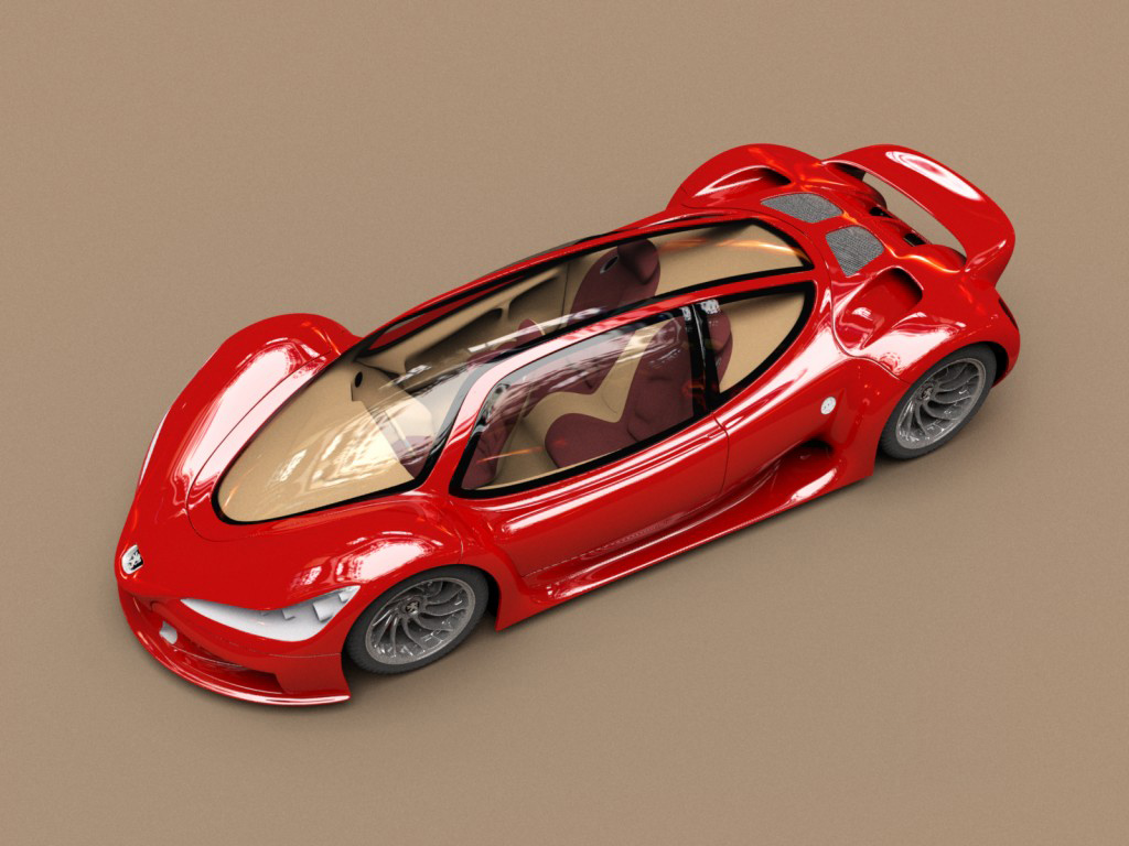 Sports Cars Collection: Peugeot 9009 a wounderfull sportscar