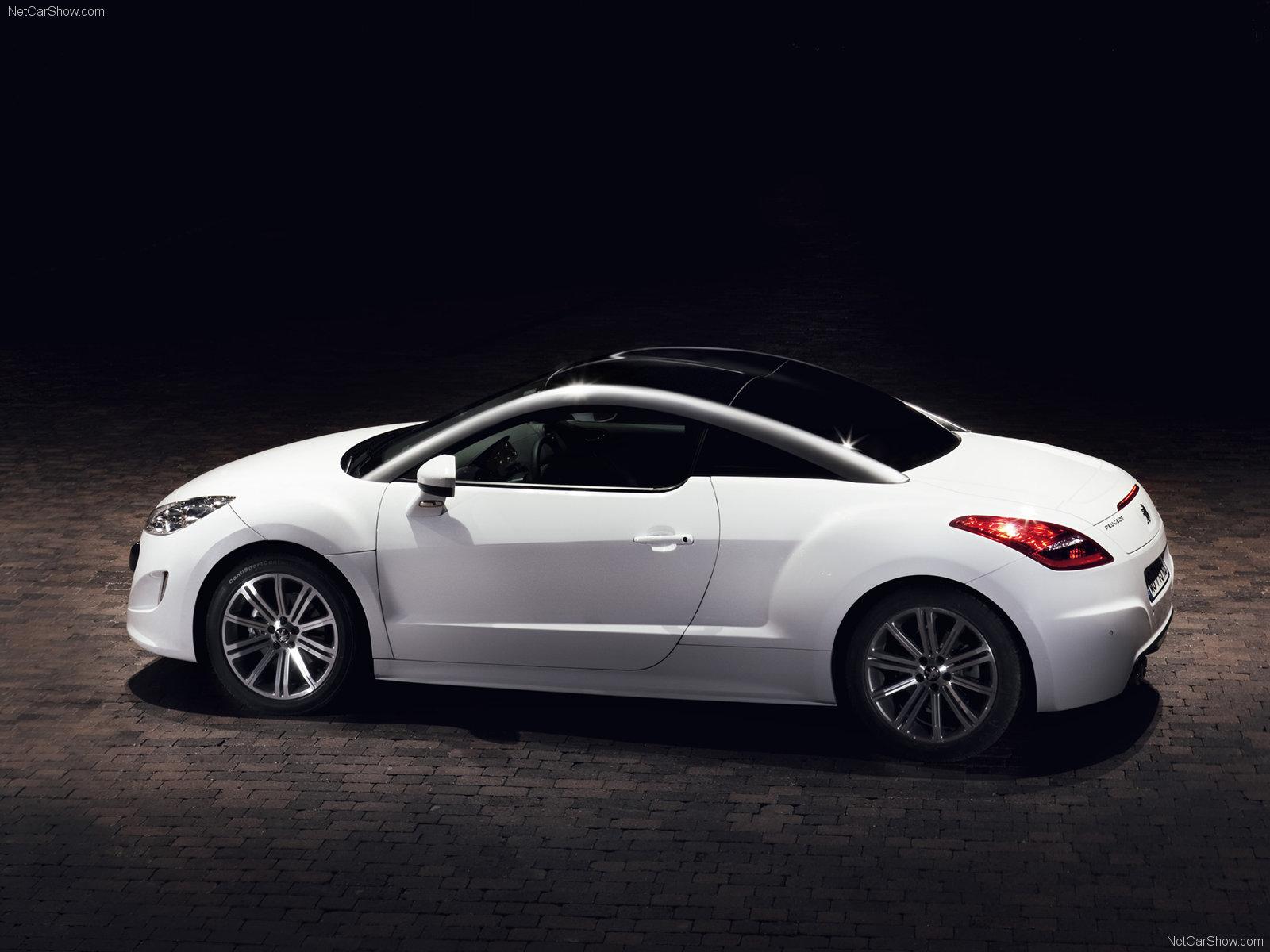 Peugeot RCZ photos - PhotoGallery with 59 pics| CarsBase.com