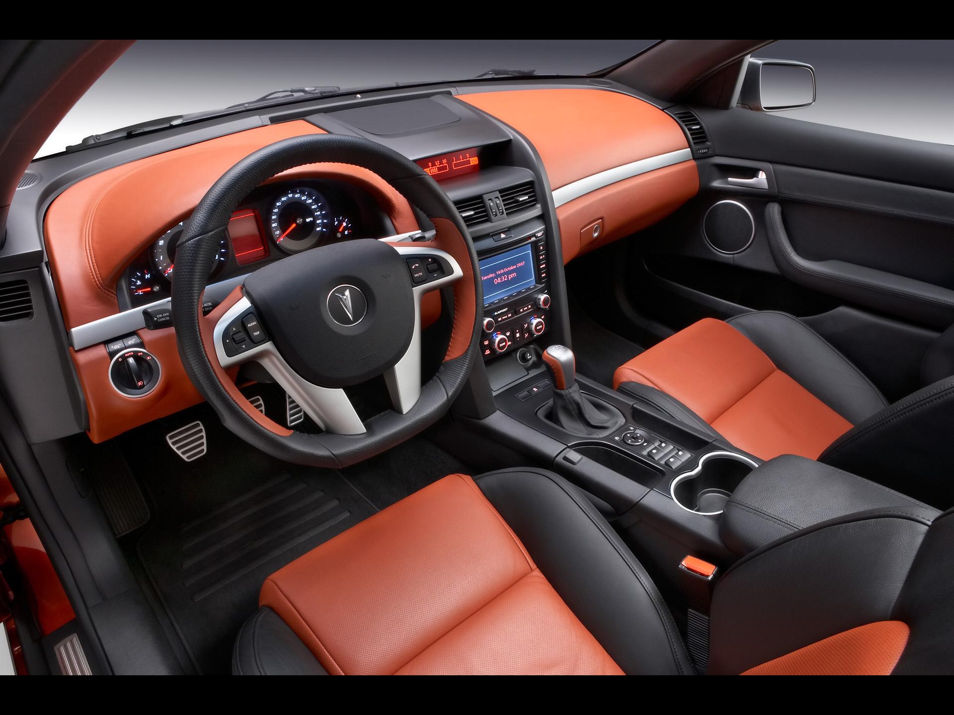 Pontiac G8 Gt Picture 48960 Pontiac Photo Gallery Carsbase Com