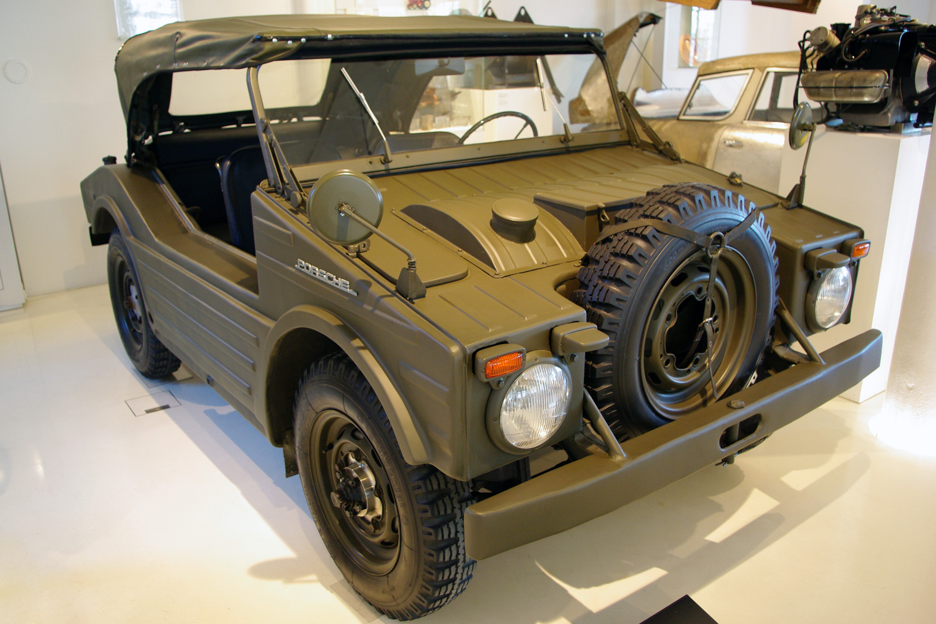 Porsche 597/2 Jagdwagen bet-at-home.com gibt die geschäftszahlen für das 1. quartal 2009  '1955–56