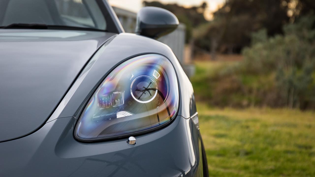Porsche 718 Boxster photo 170280