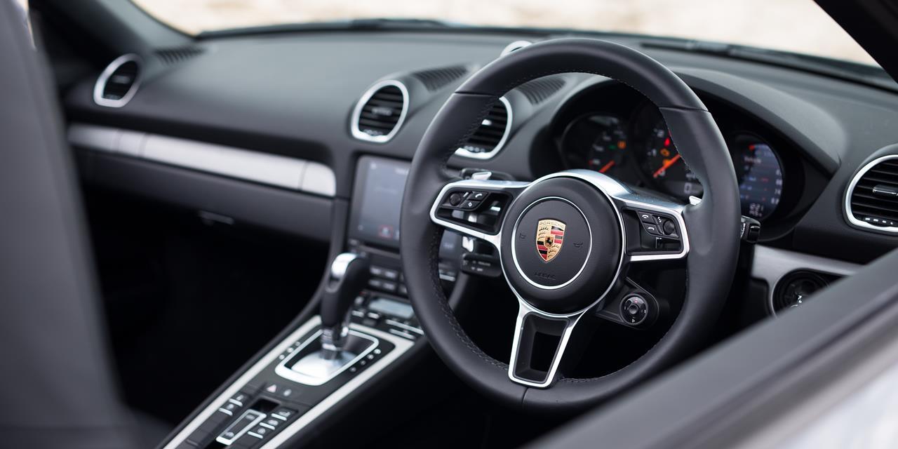 Porsche 718 Boxster photo 170283
