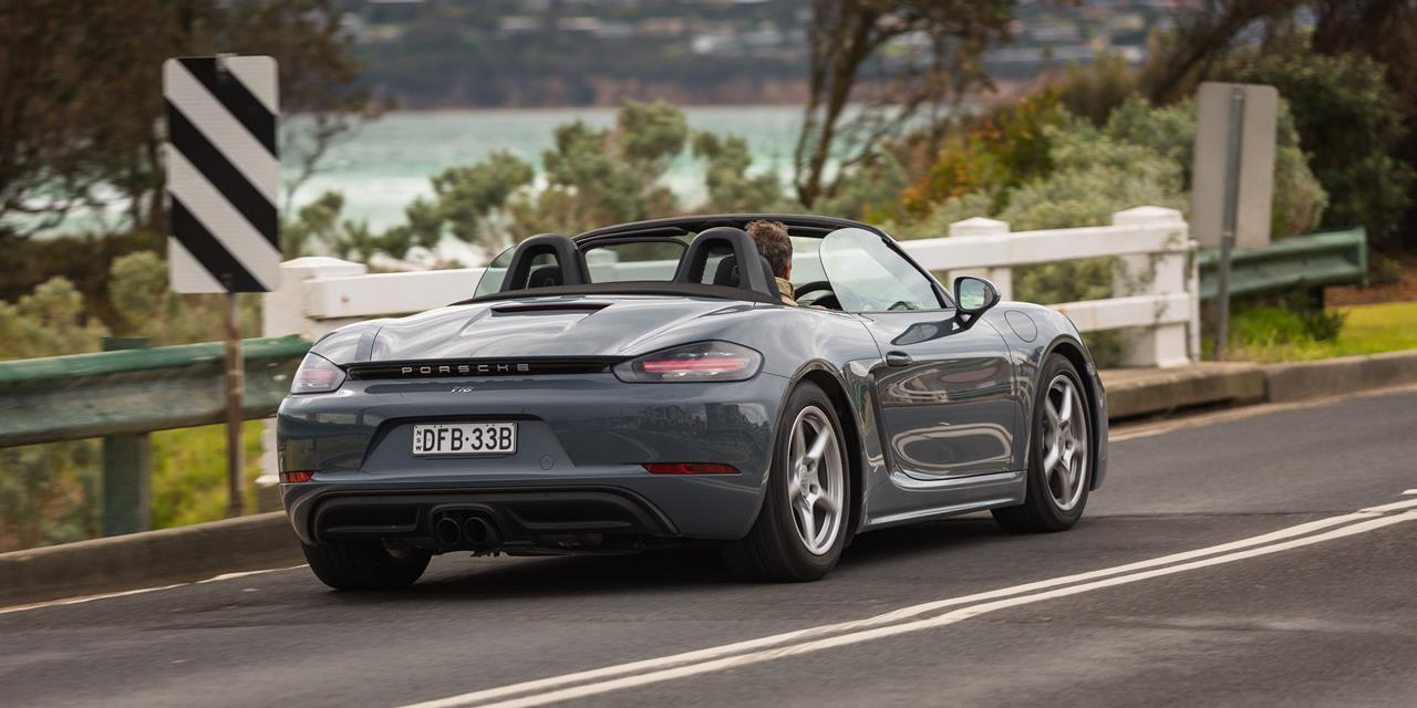 Porsche 718 Boxster photo 170287