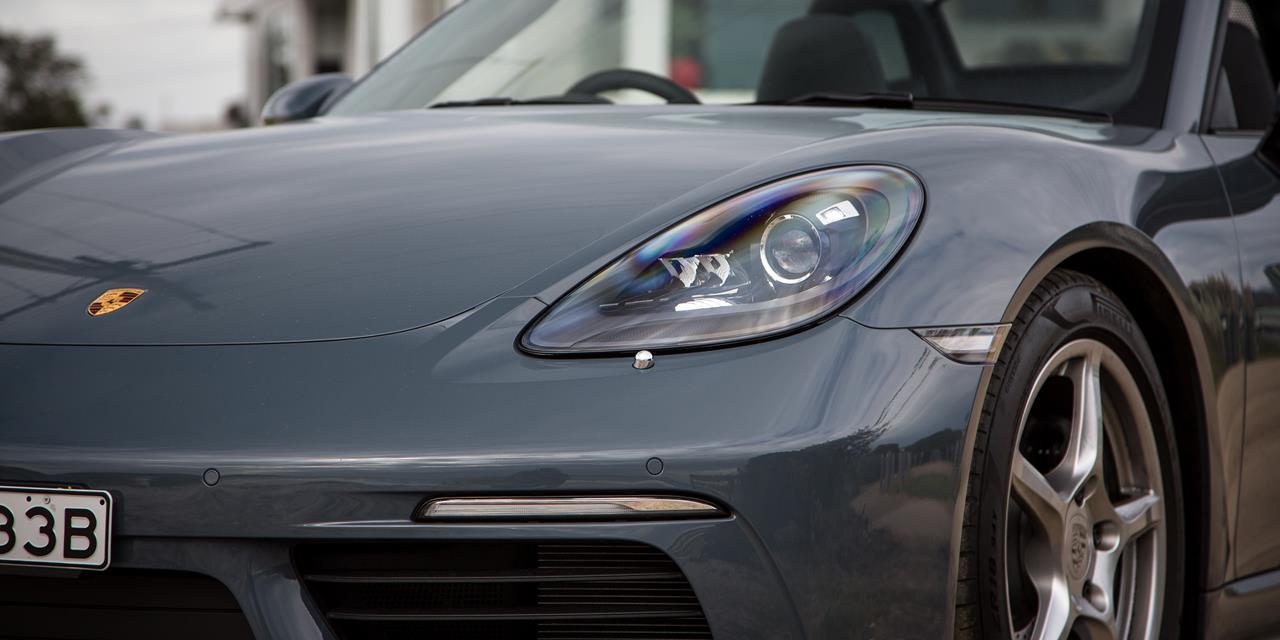 Porsche 718 Boxster photo 170294