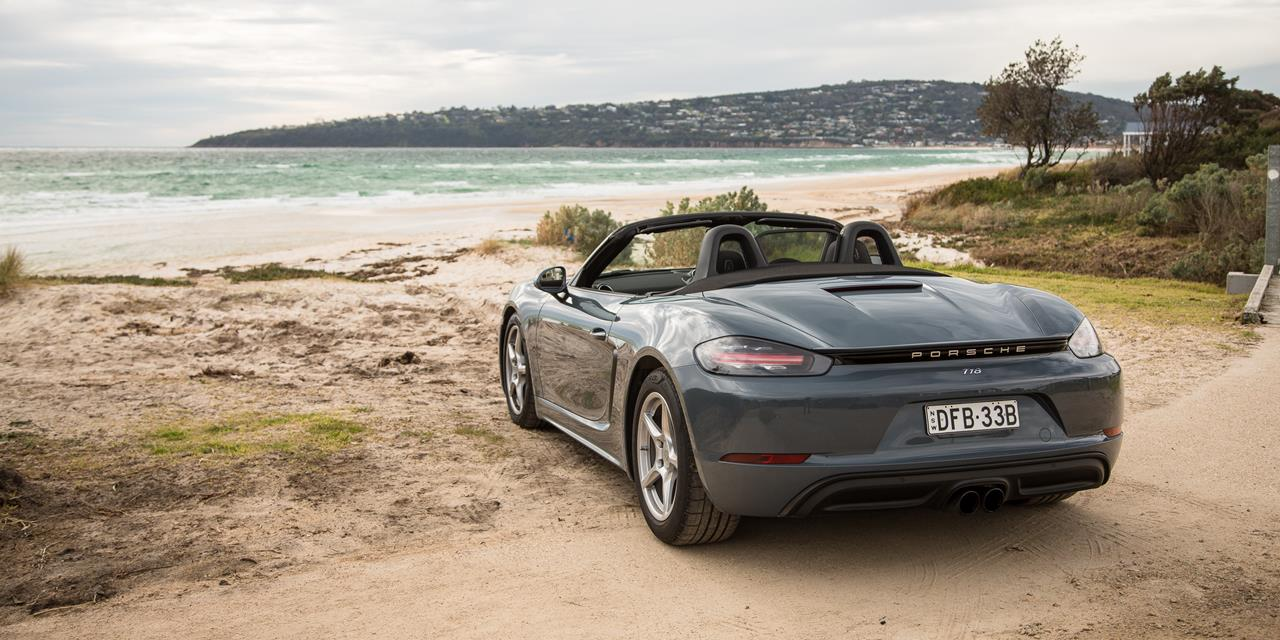 Porsche 718 Boxster photo 170296