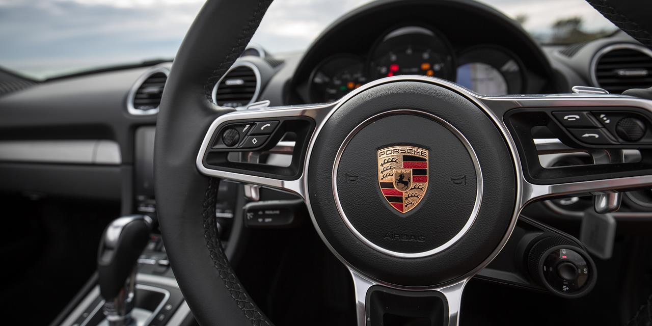 Porsche 718 Boxster photo 170298