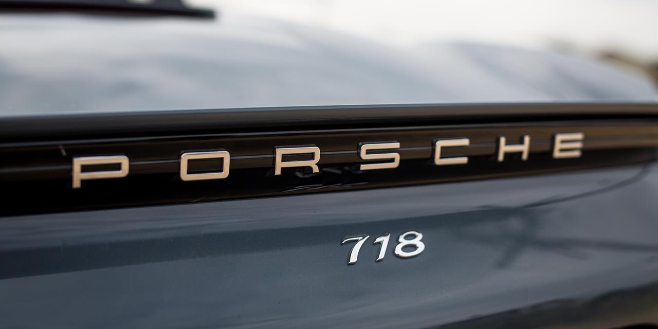 Porsche 718 Boxster photo 170312