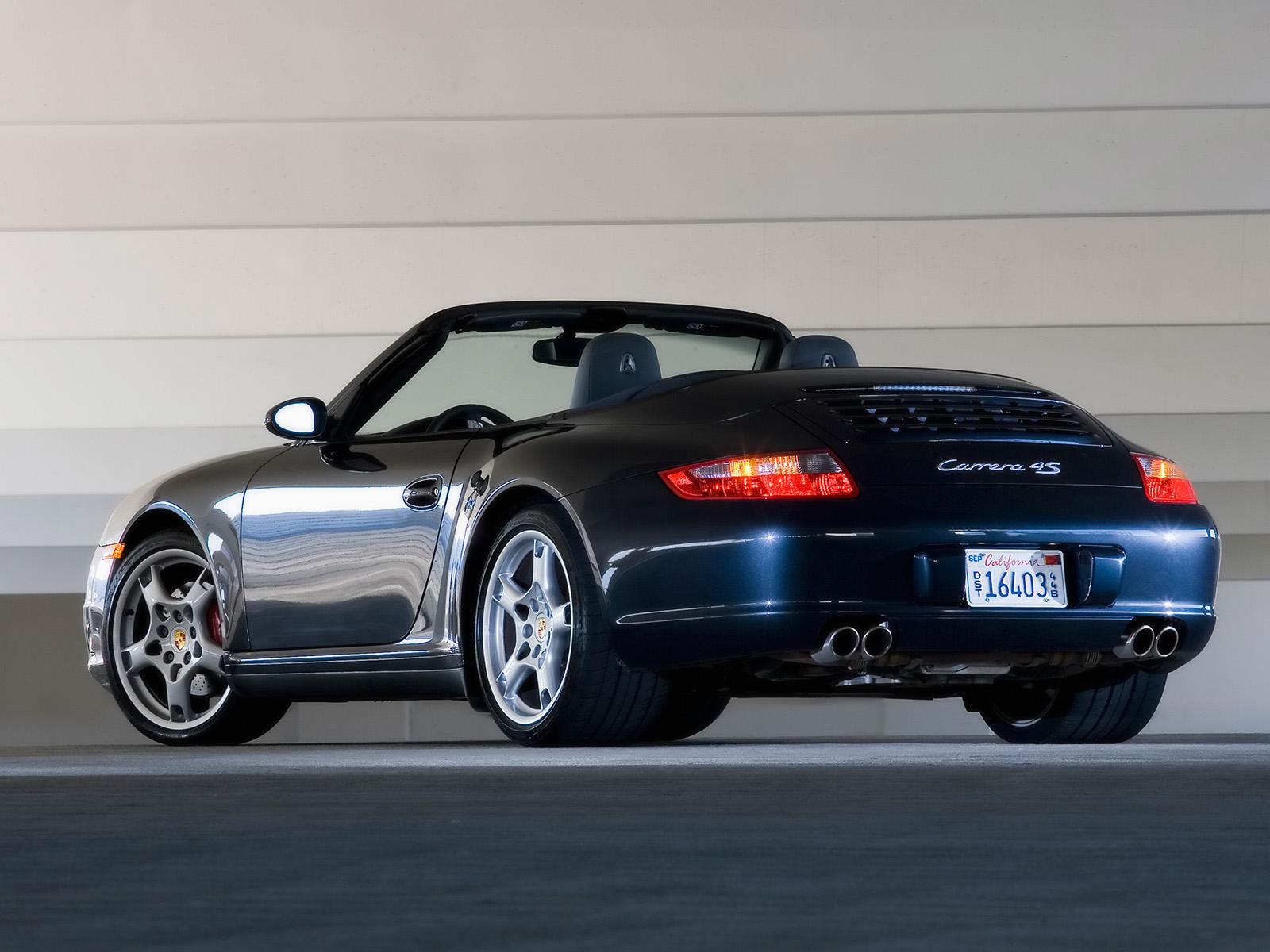 porsche 911 carrera 4s cabriolet picture 43917 porsche photo gallery. Black Bedroom Furniture Sets. Home Design Ideas