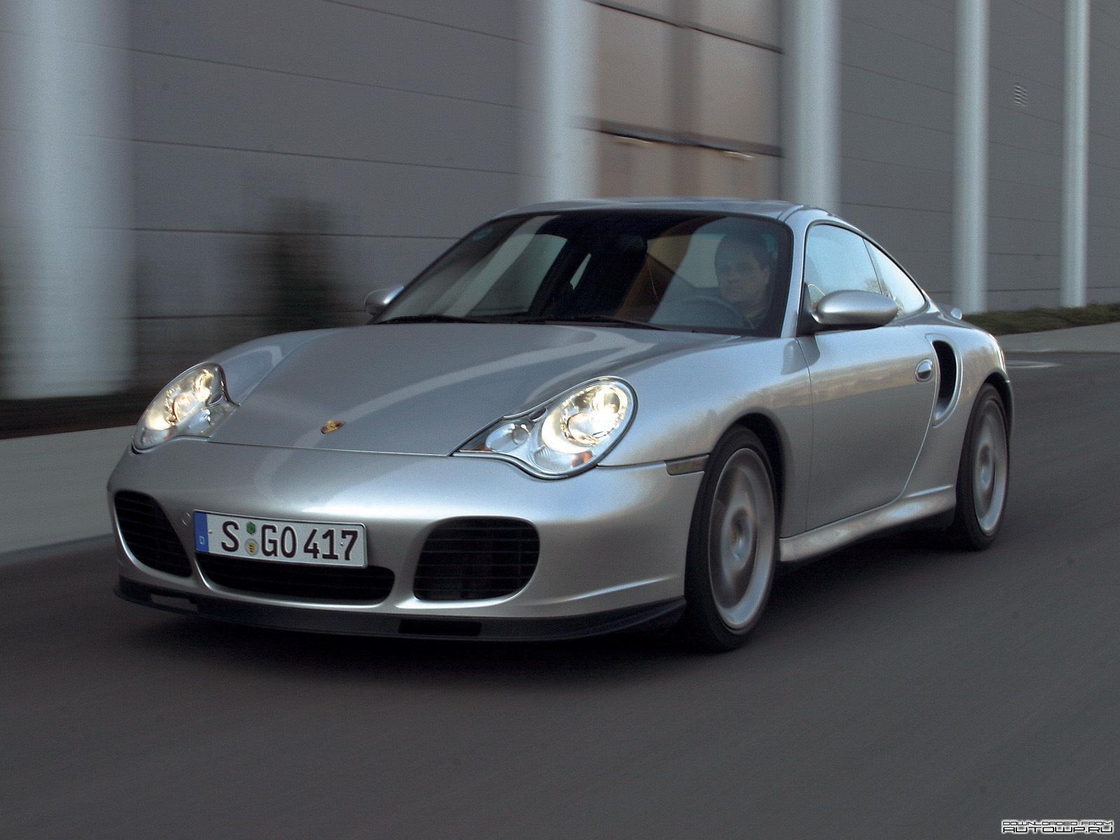 Porsche 911 Turbo 996 Photos Photogallery With 104