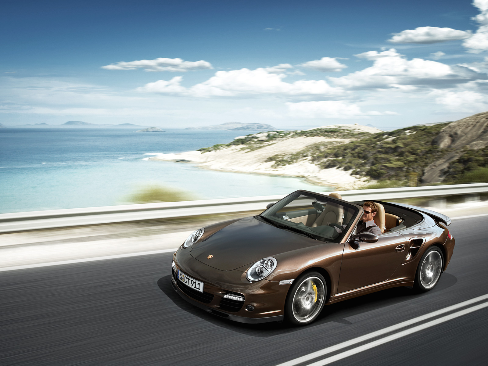 porsche 911 turbo cabriolet 997 photo 46708