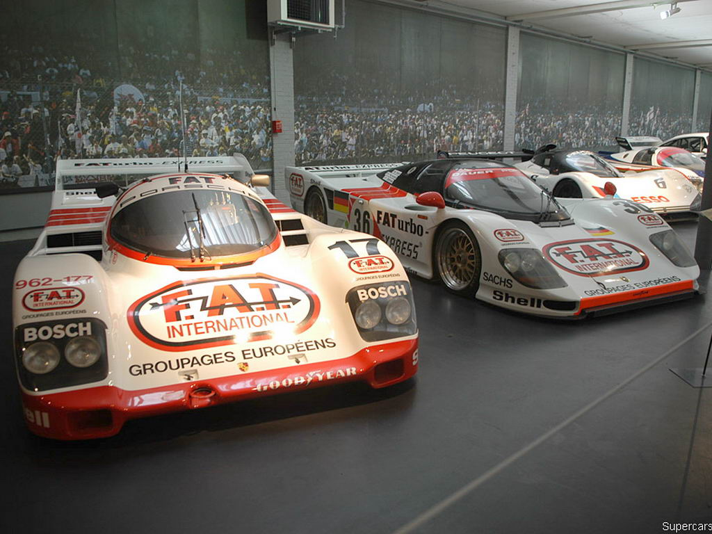 Porsche 962 Photos Photogallery With 7 Pics Carsbase Com
