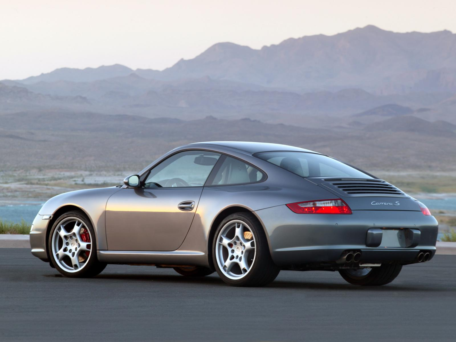 2004 Porsche 911 Carrera 997 Related Infomation