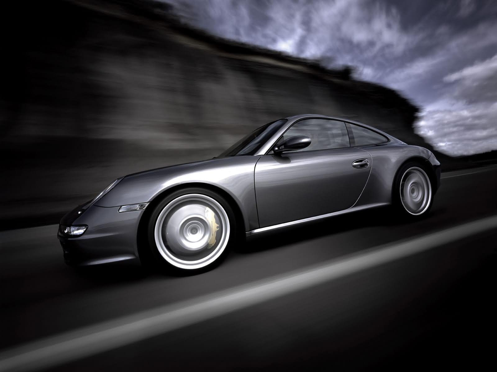 Porsche 997 turbo s wallpaper
