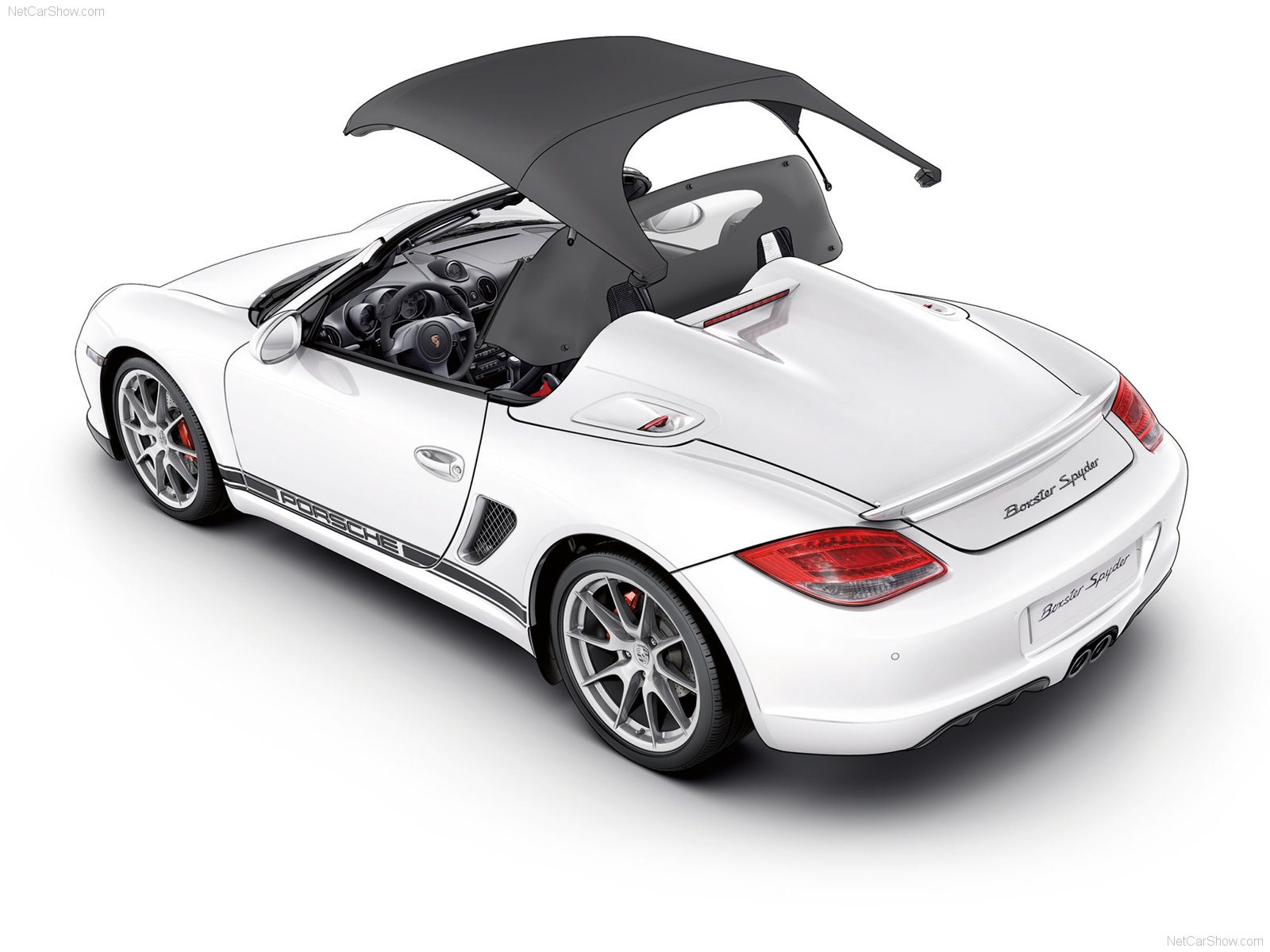 You can vote for this Porsche Boxster Spyder photo