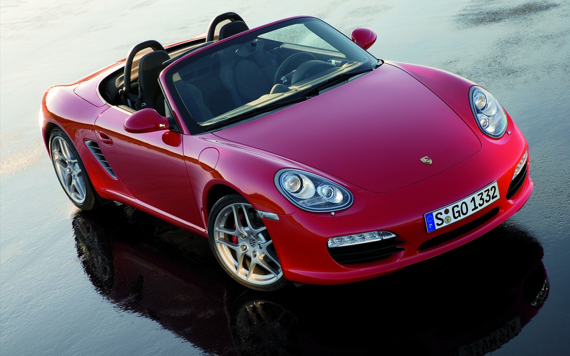 Porsche Boxster photo 59715