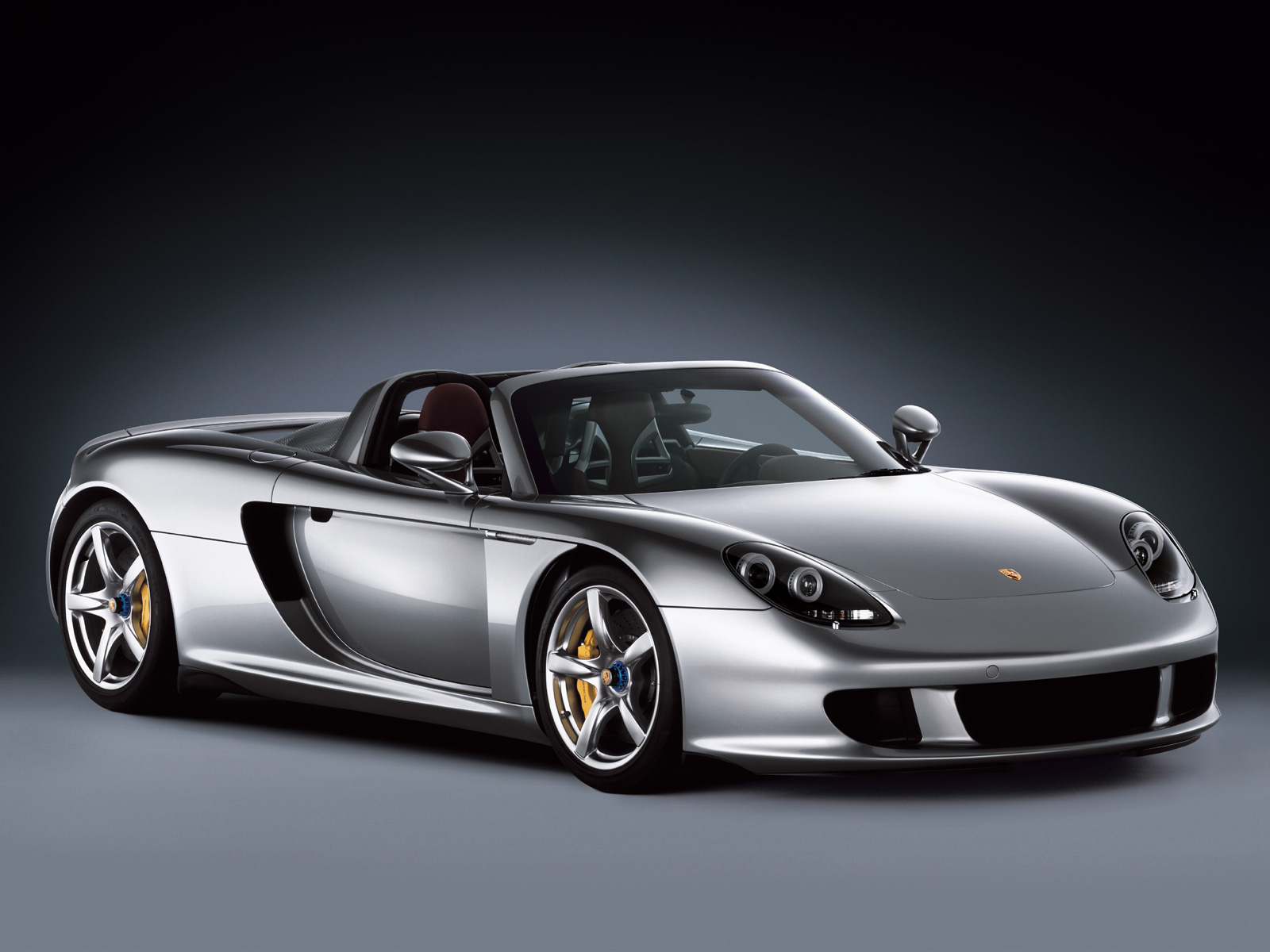 Porsche Carrera GT photo 8514