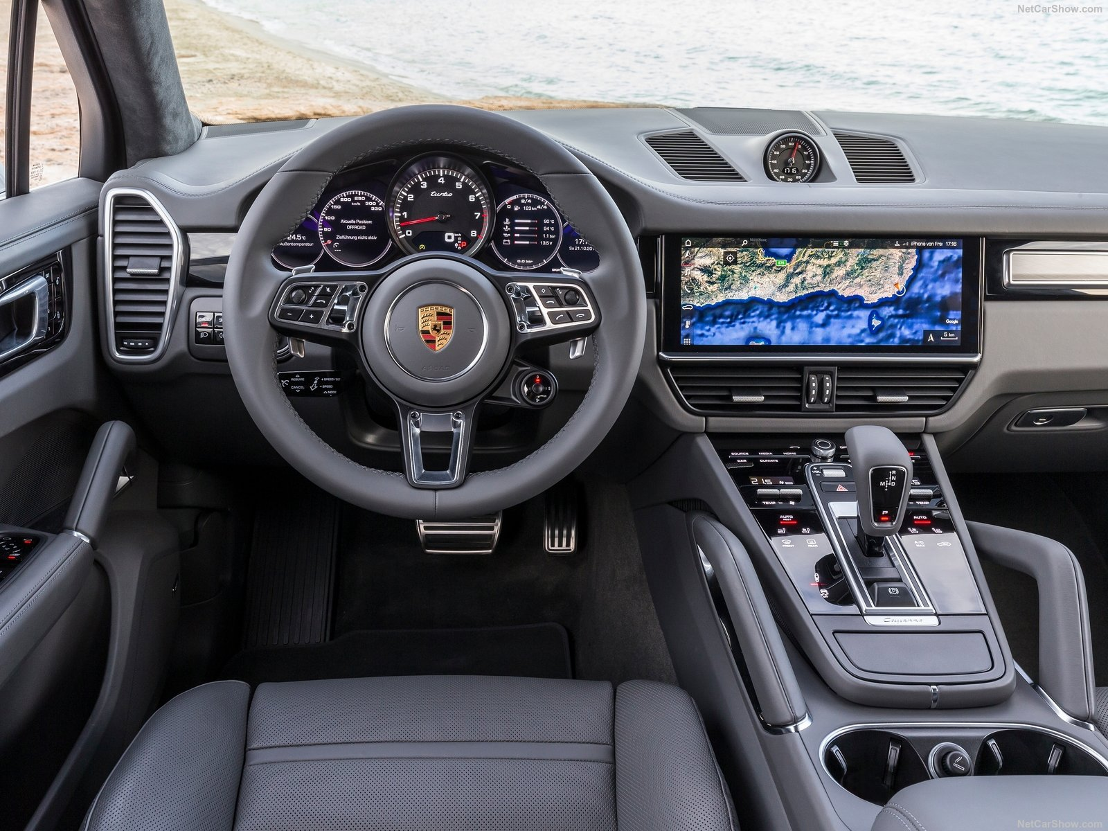 Porsche Cayenne Turbo photo 182890