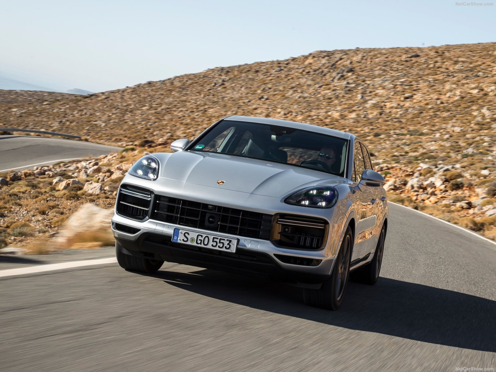 Porsche Cayenne Turbo photo 182900