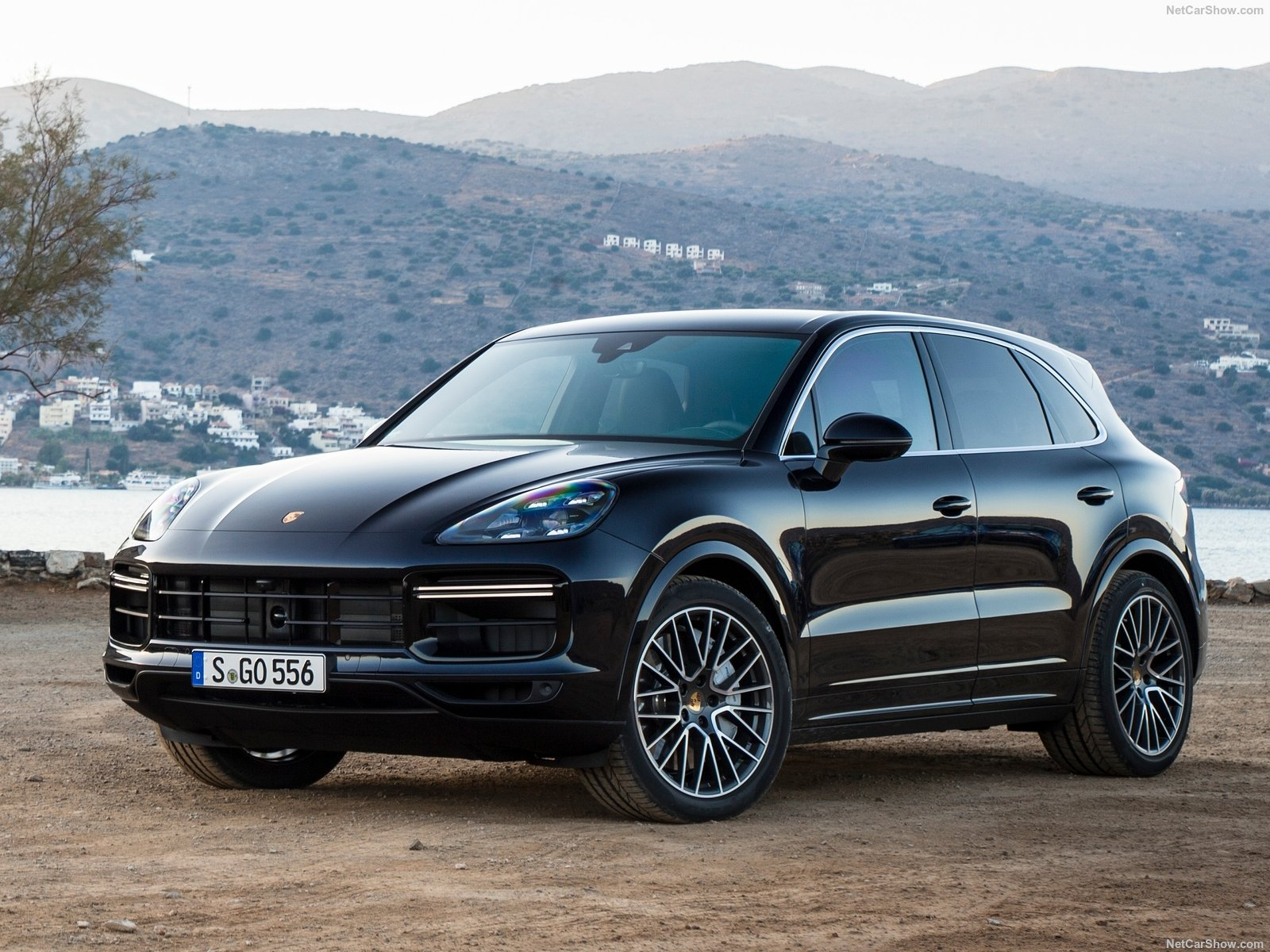 Porsche Cayenne Turbo photo 182904
