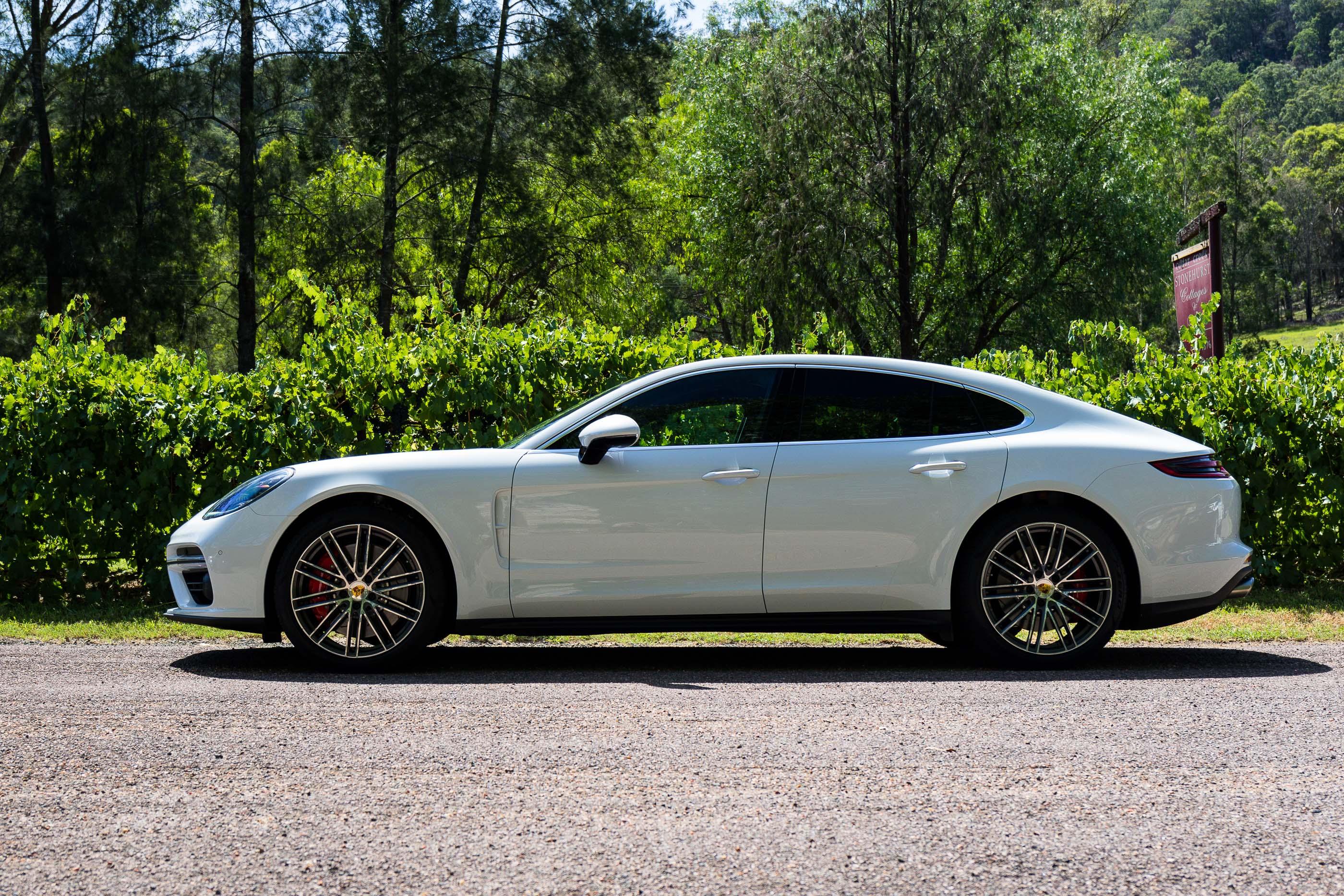 Porsche Panamera photo 174405