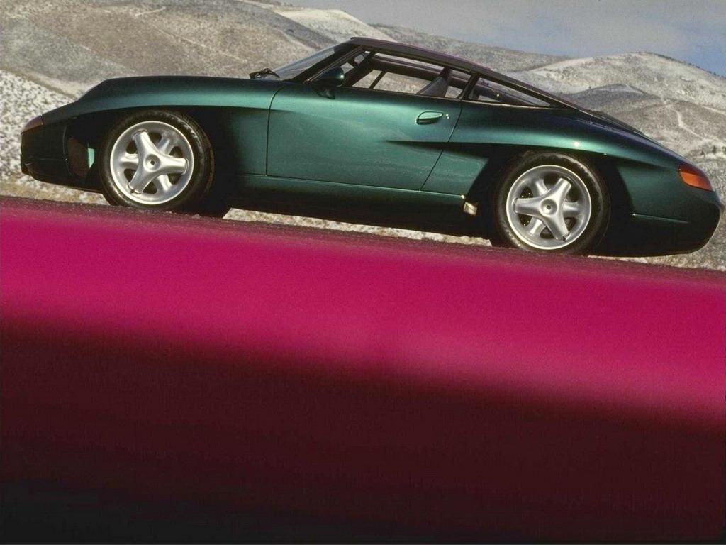 Porsche Panamericana photo