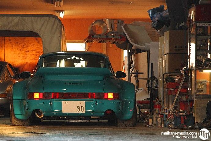 Porsche RWB 964 Picture # 104160