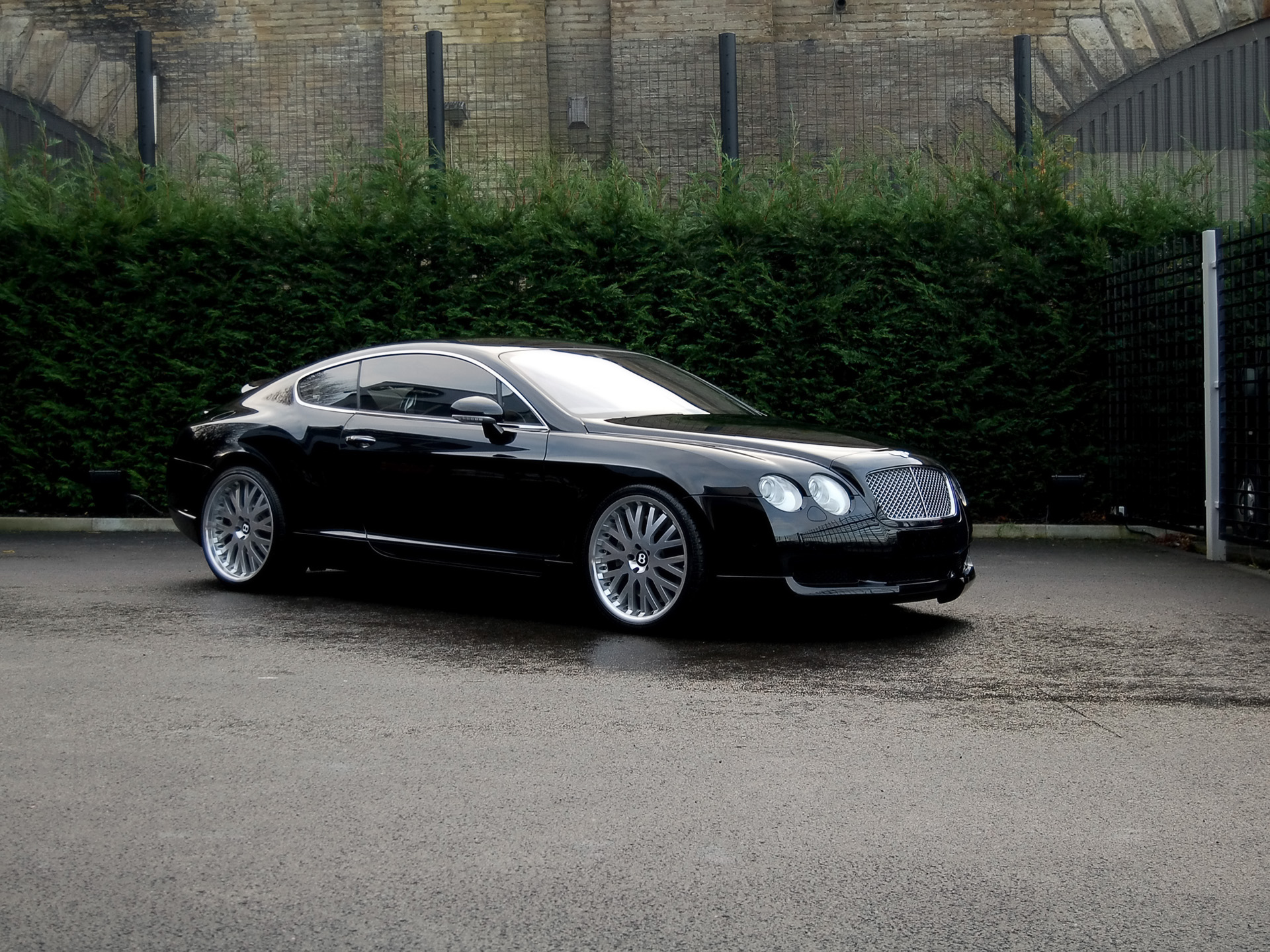 Bentley black  № 199996 загрузить