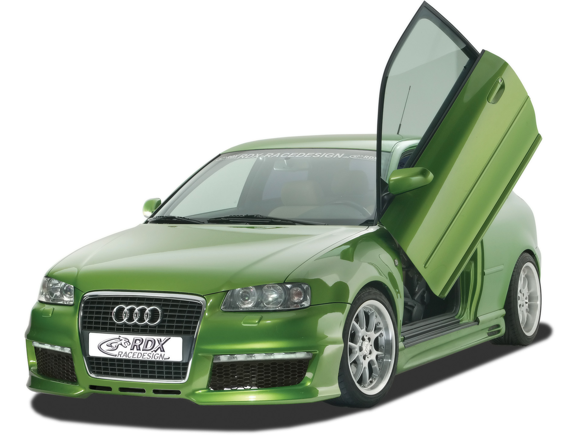 rdx racedesign audi a3 8l photos photogallery with 4 pics. Black Bedroom Furniture Sets. Home Design Ideas