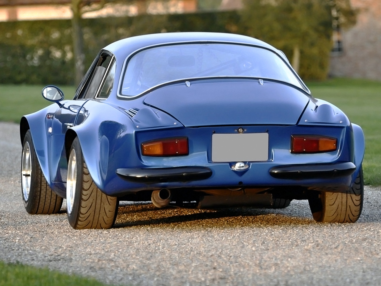 Renault Alpine A110 photo 91214
