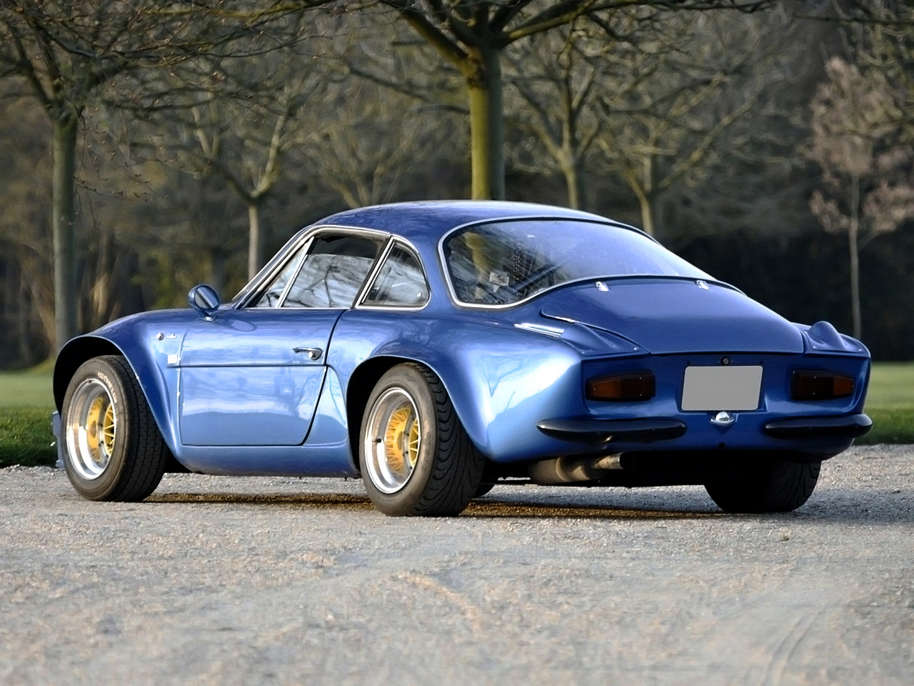 Renault Alpine A110 photo 91215