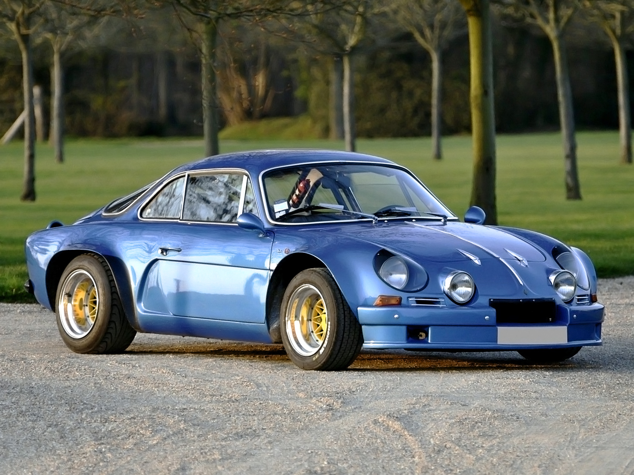 Renault Alpine A110 photo 91218