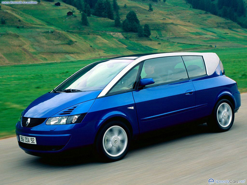 Renault Avantime Photos Photogallery With 6 Pics
