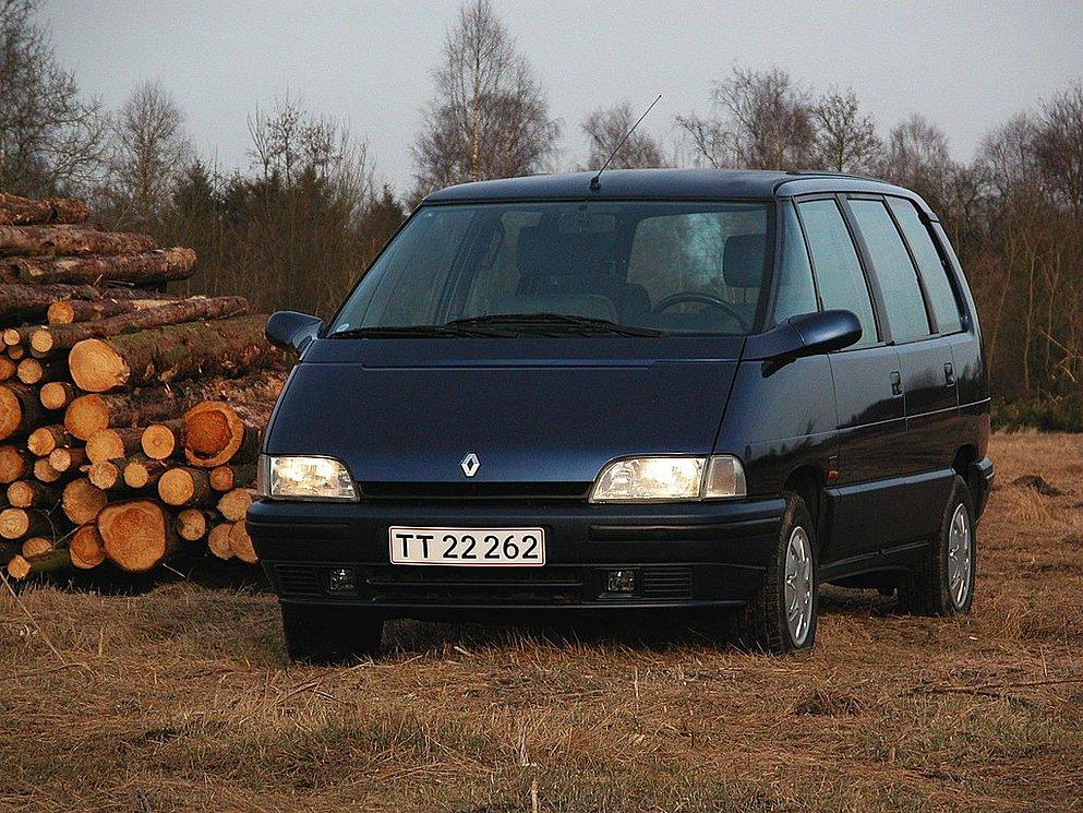 renault espace 2 picture 19852 renault photo gallery. Black Bedroom Furniture Sets. Home Design Ideas