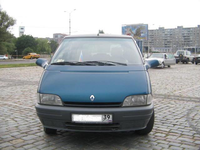 Renault Espace 2 photo 39298