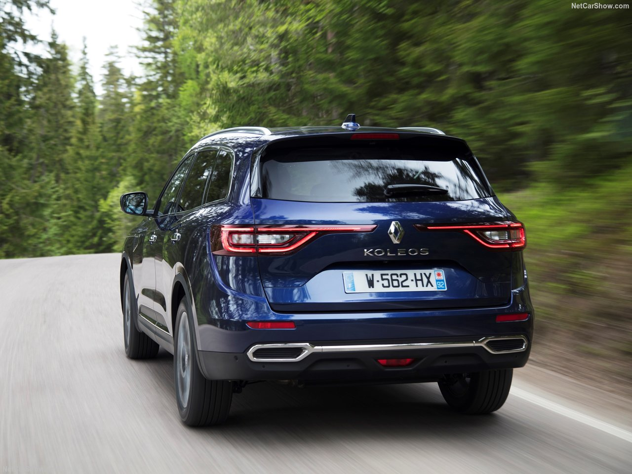 Renault Koleos photo 178208